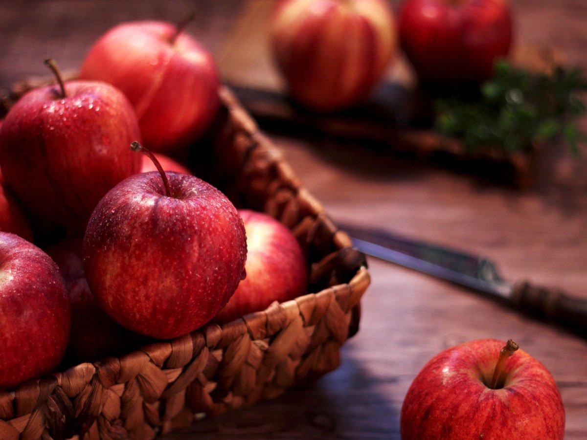 Jablka vhodná na cider