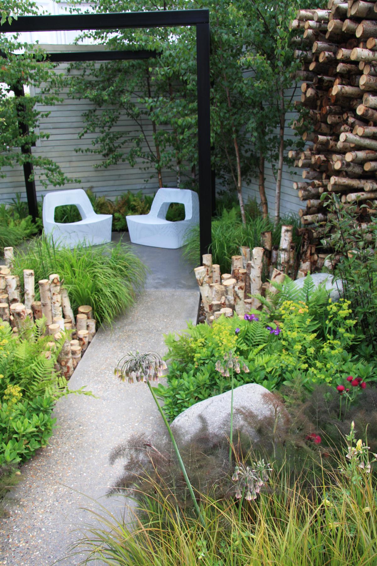 zahradní posedení