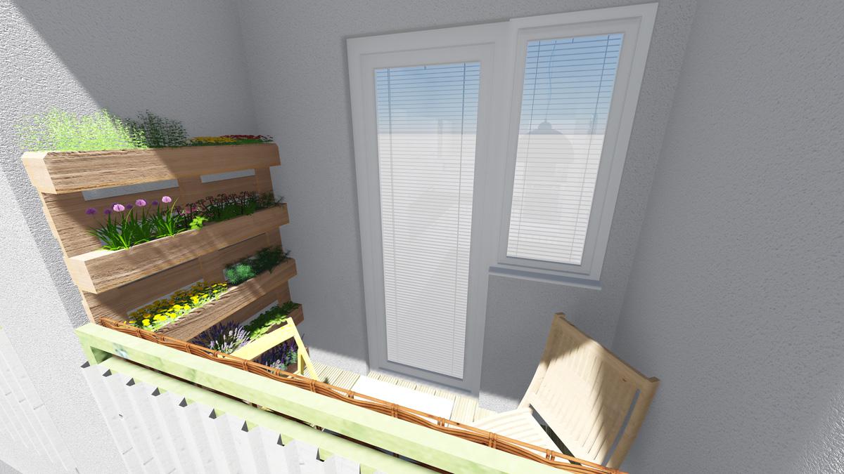promnena balkonu