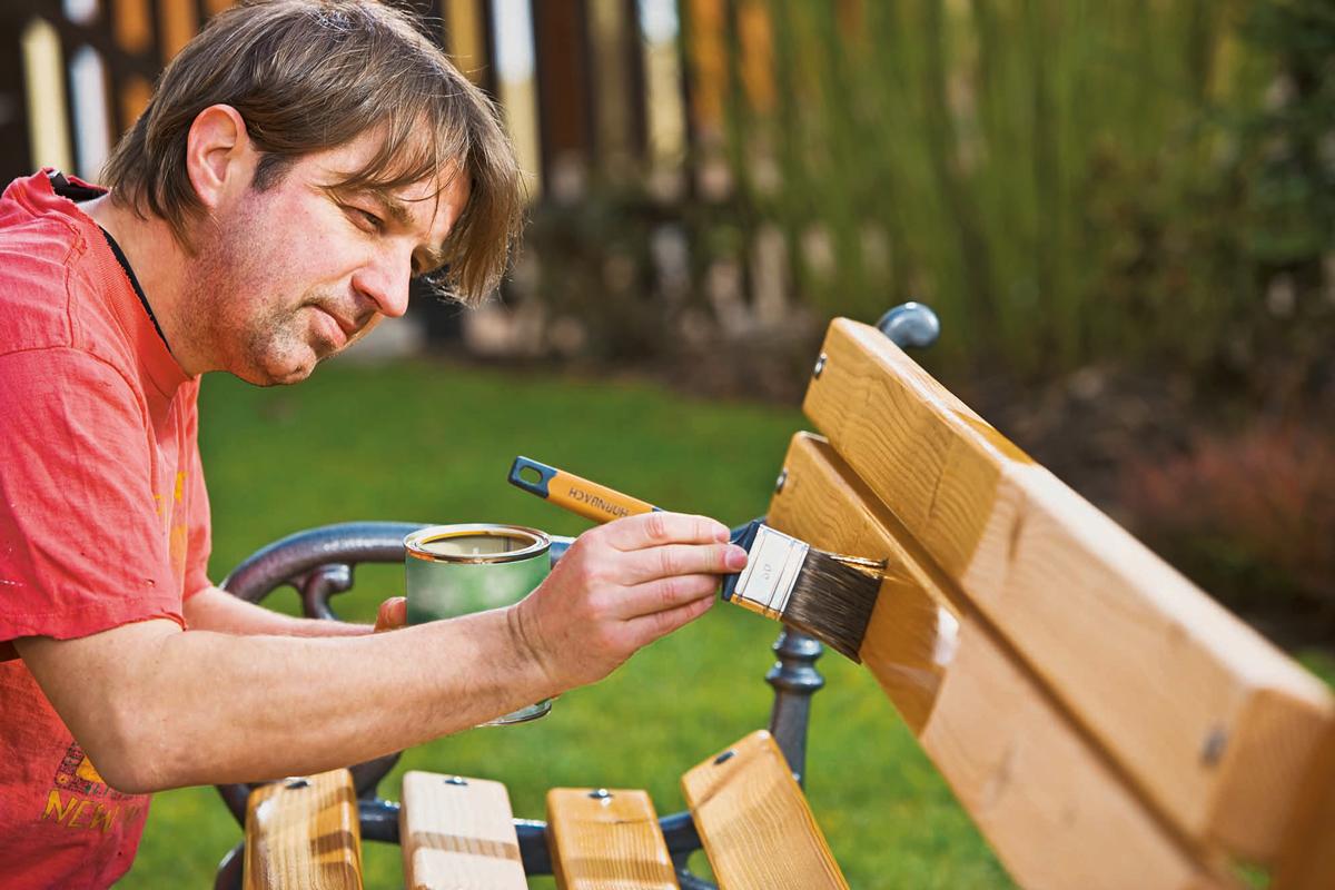 impregnací na dřevo