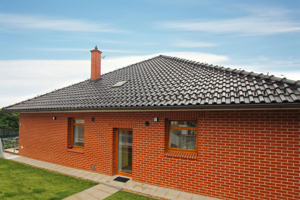 Střechy se skládanou krytinou
