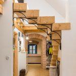 zrekonstruovaný starý mlýn