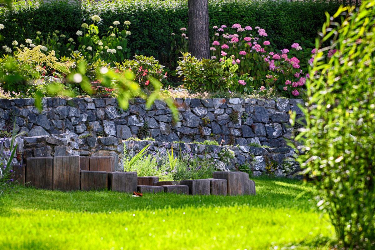 proměna staré zahrady