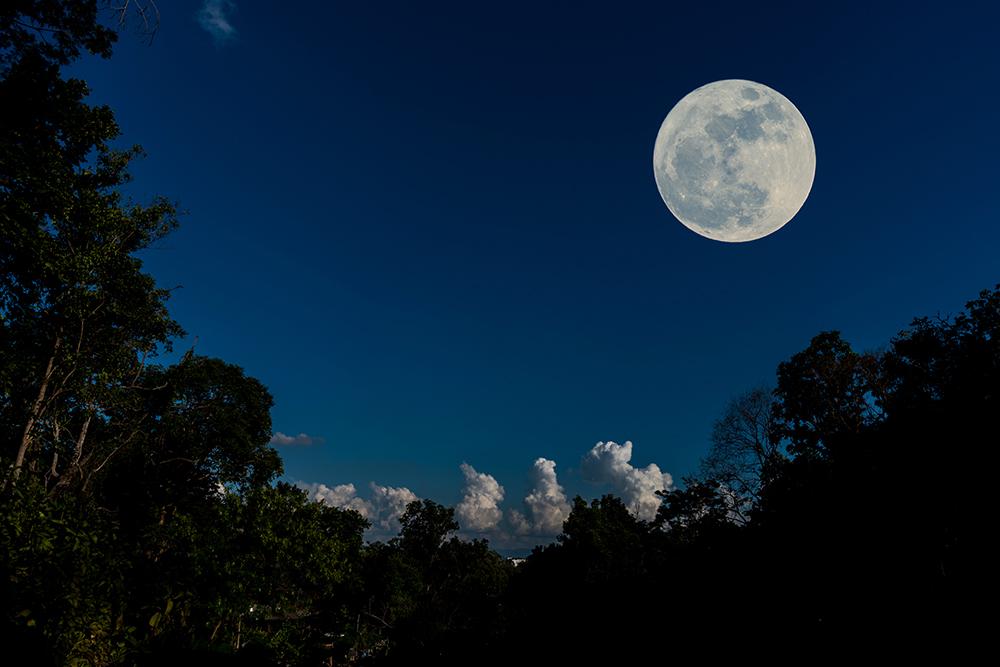 lunární kalendár