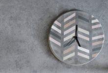 betonove hodiny