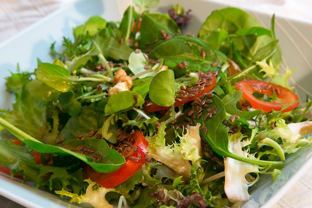 letní salat
