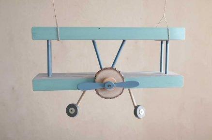 Dřevěné letadélko, pro děti jako stvořené