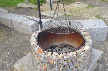 Jak nasucho postavit kamenný gril