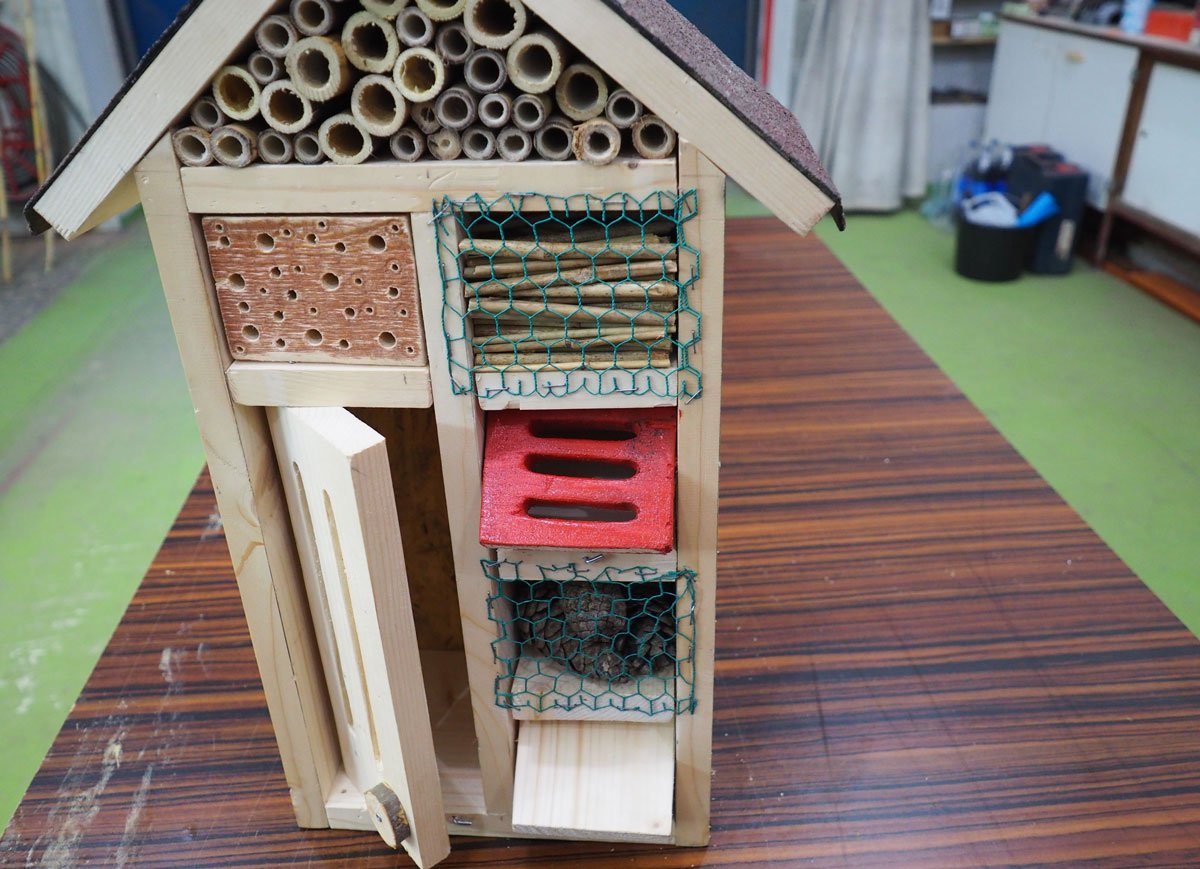 hotel pro hmyz