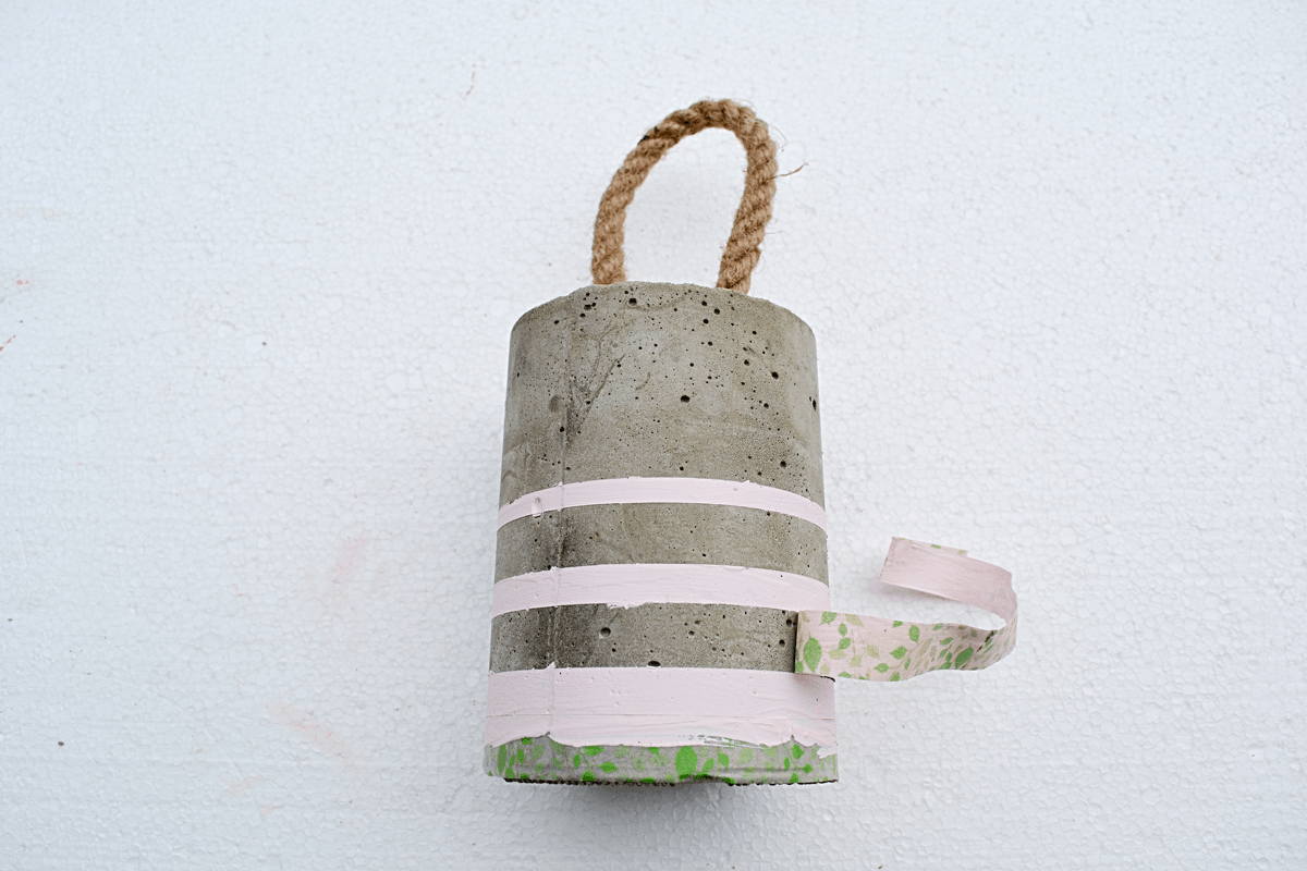 betonová zarážka