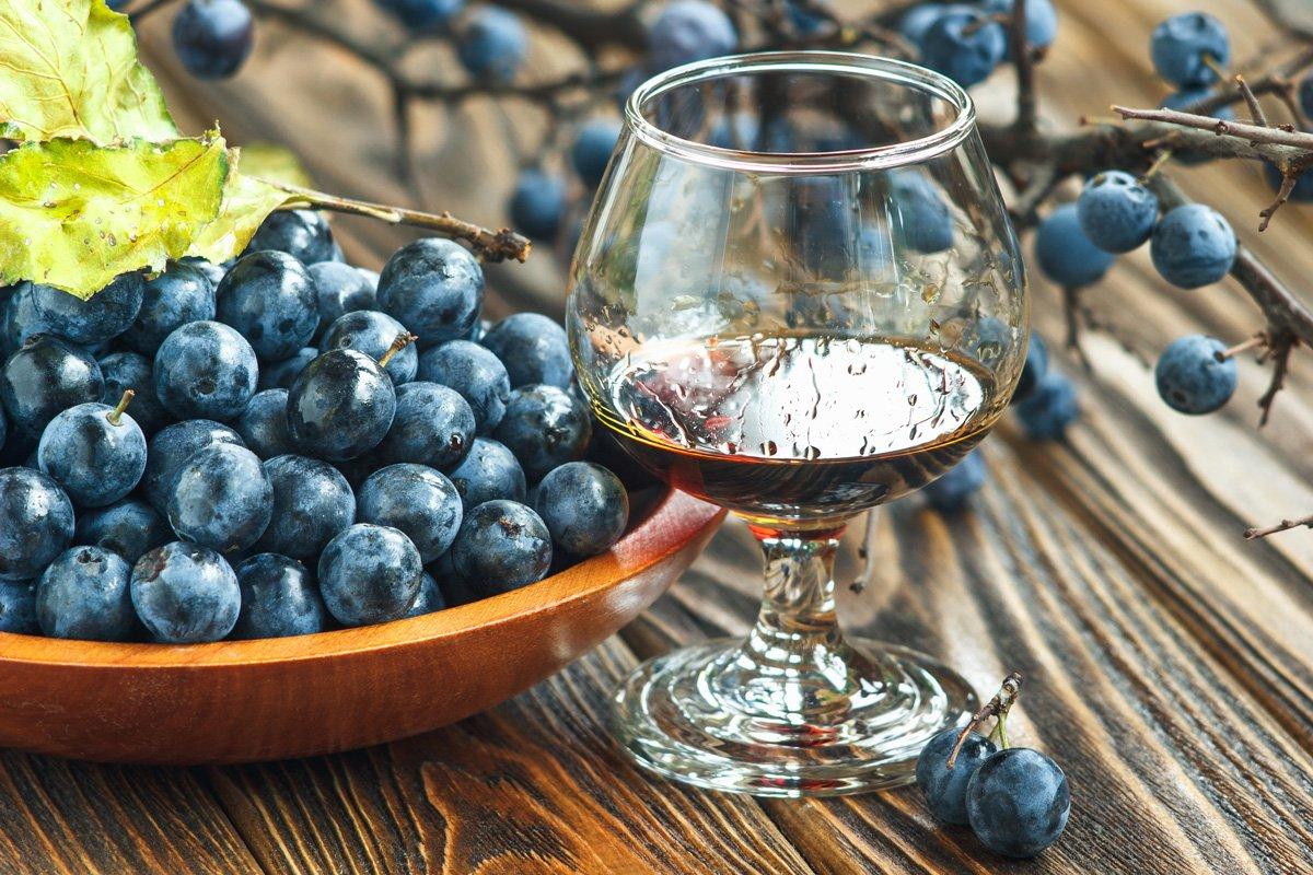 domácí vína