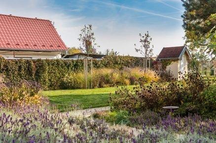 Venkovská zahrada – splněný sen majitelů