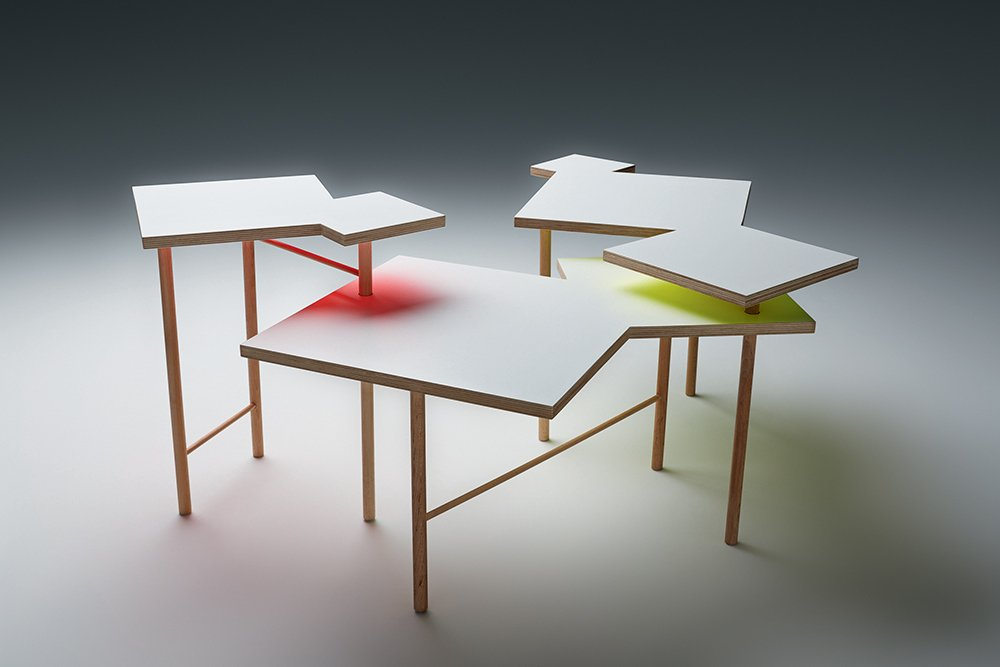 utsuri table