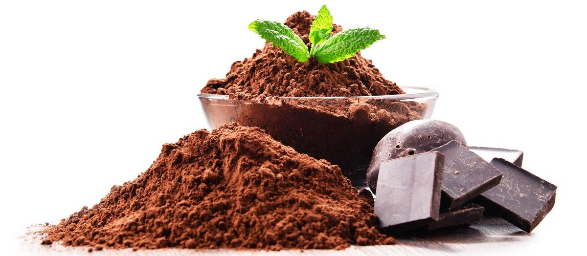 recepty kakao