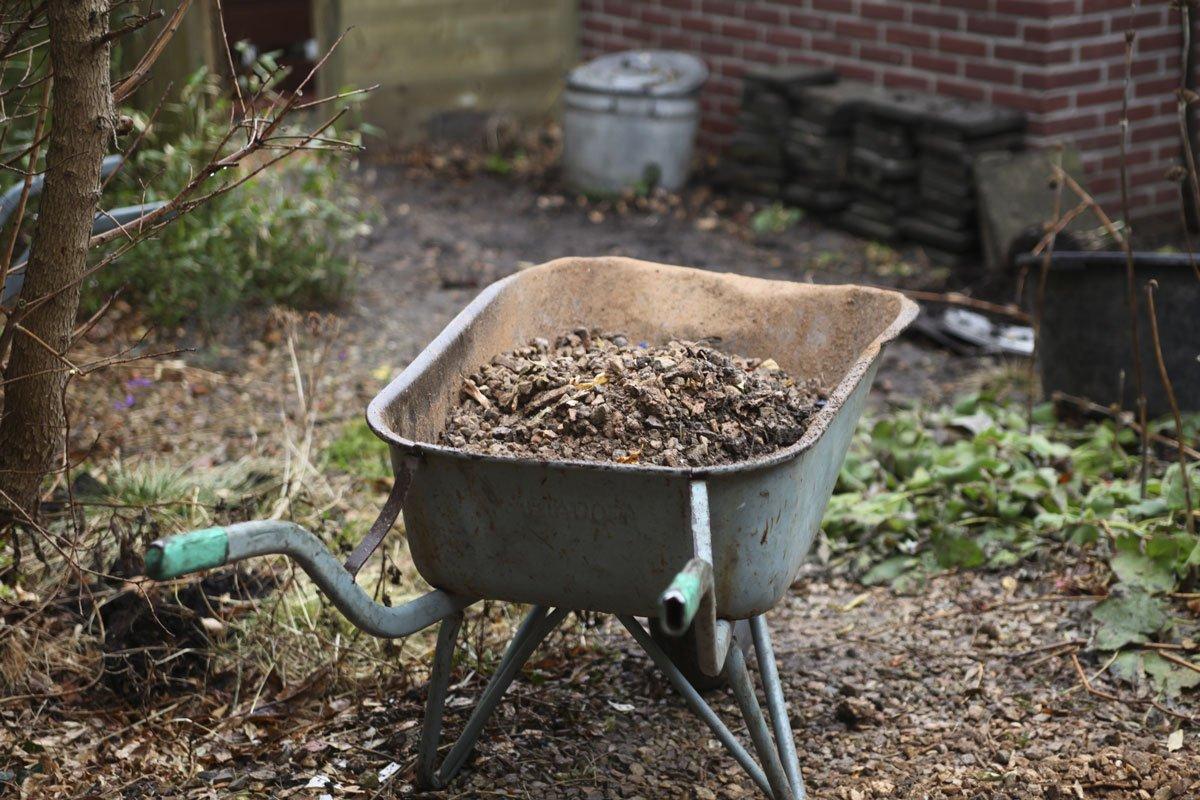 starostlivost o živé ploty, okrasná zahrada v ůnoru
