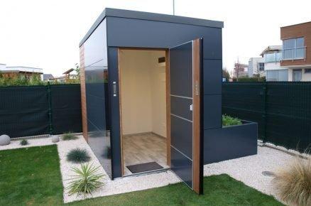 Moderní a inteligentní zahradní domek? Dá se to! (video)