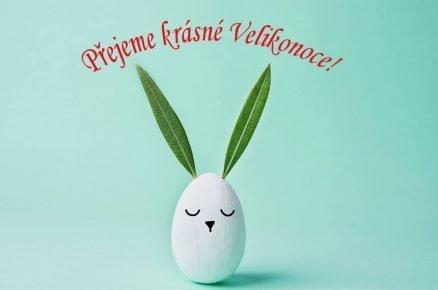 Přejeme krásne velikonočné svátky!