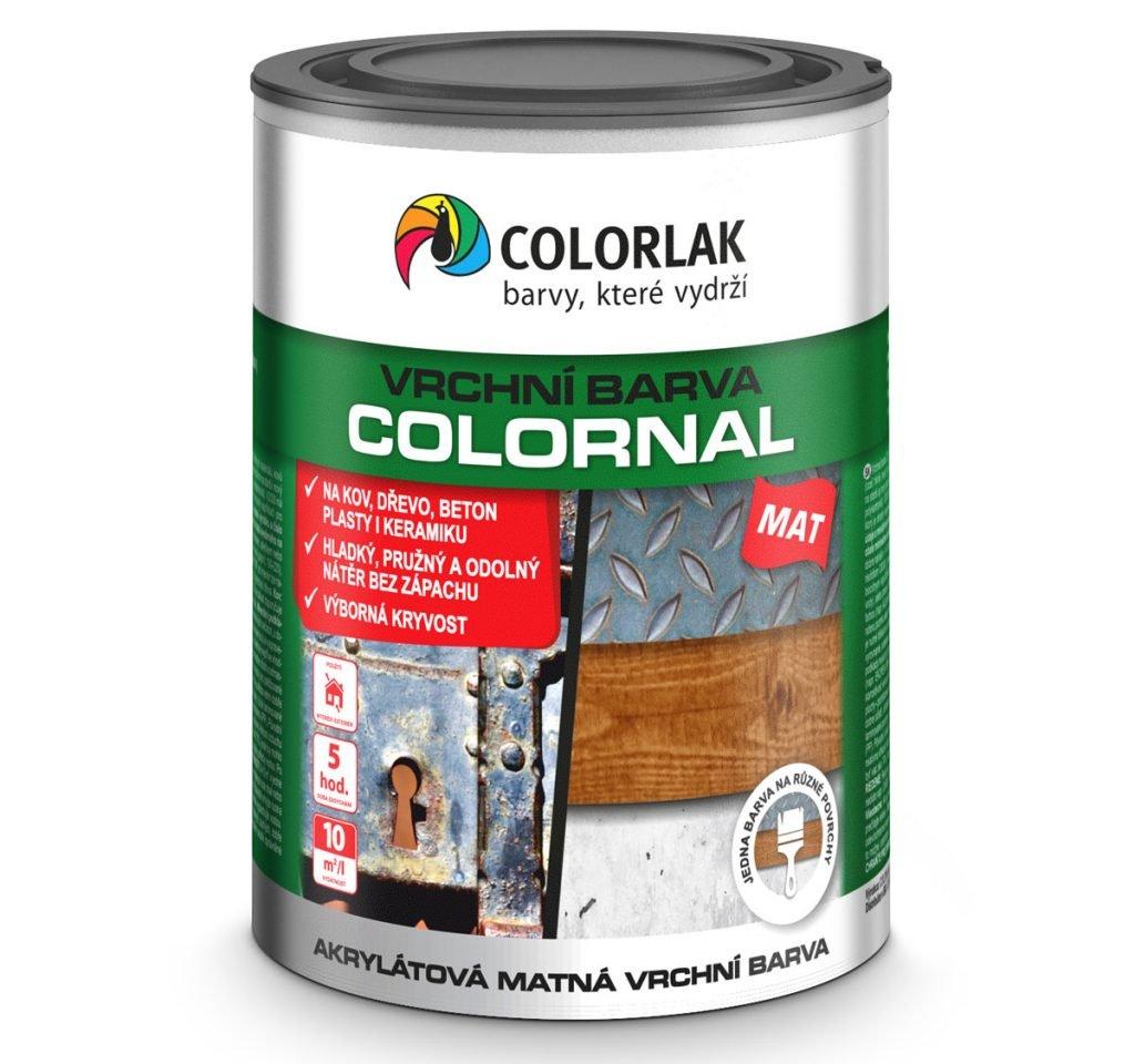 rýchleschnoucí barva Colornal