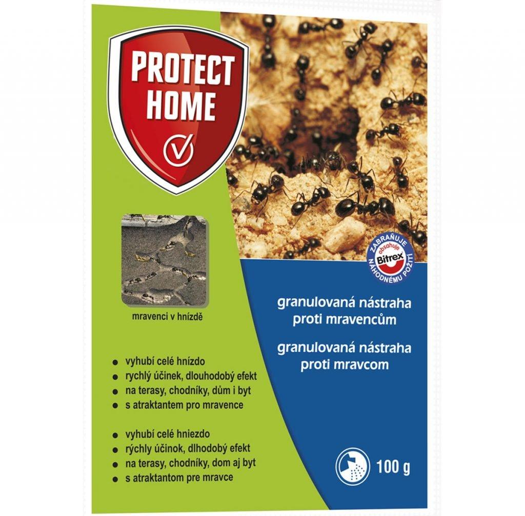 nástraha proti mravencům