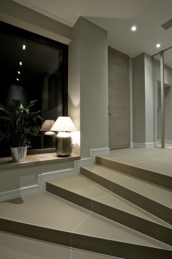 realizace schodiště v rodinném domě v Opavě