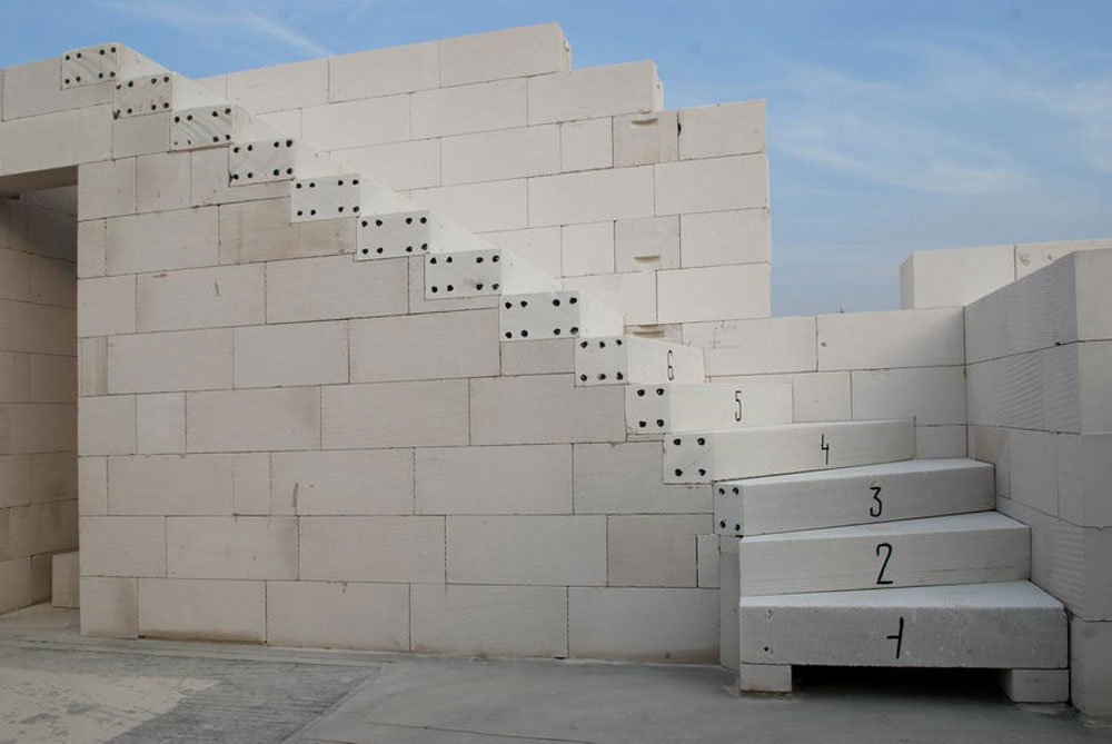 schodiště Ytong