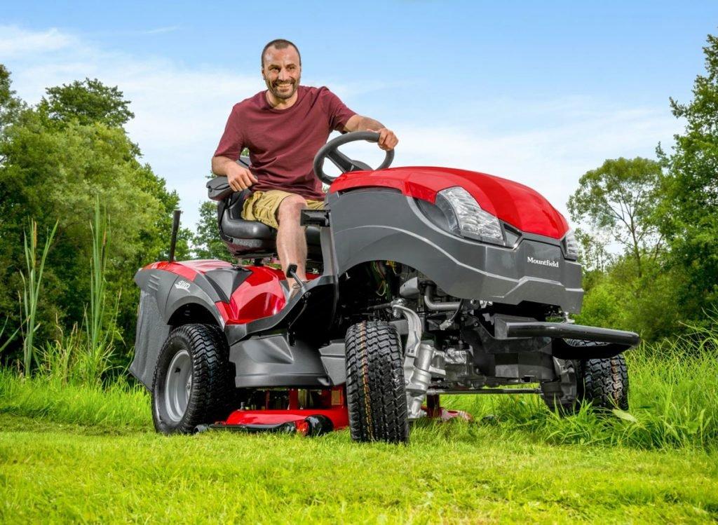 Zahradní traktor XHTY 240 4WD – čtyřkola
