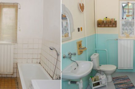 Renovace koupelny za babku: Obnovujeme podlahu, vanu a radiátor (video)