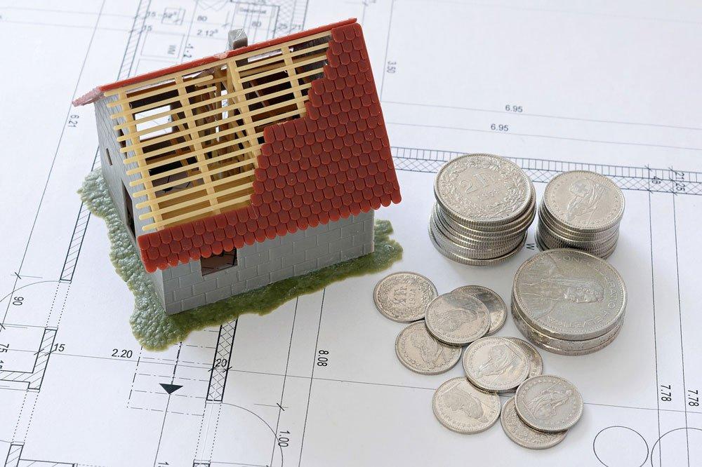 domek a peníze na rekonstrukci