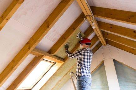 Tepelná izolace střechy (video)