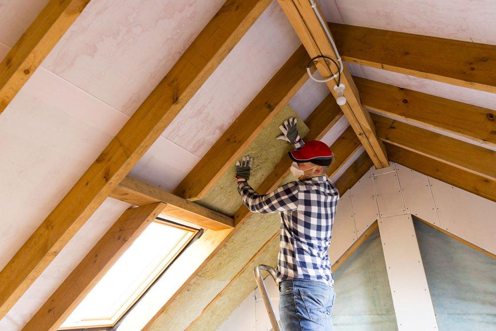 tepelna izolace střechy