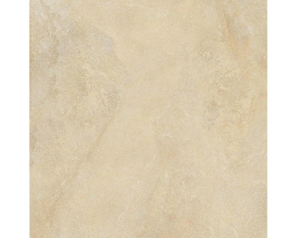 béžová keramická dlažba se vzhledem přírodního kamene