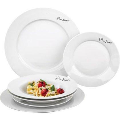 sada jídelních talířů