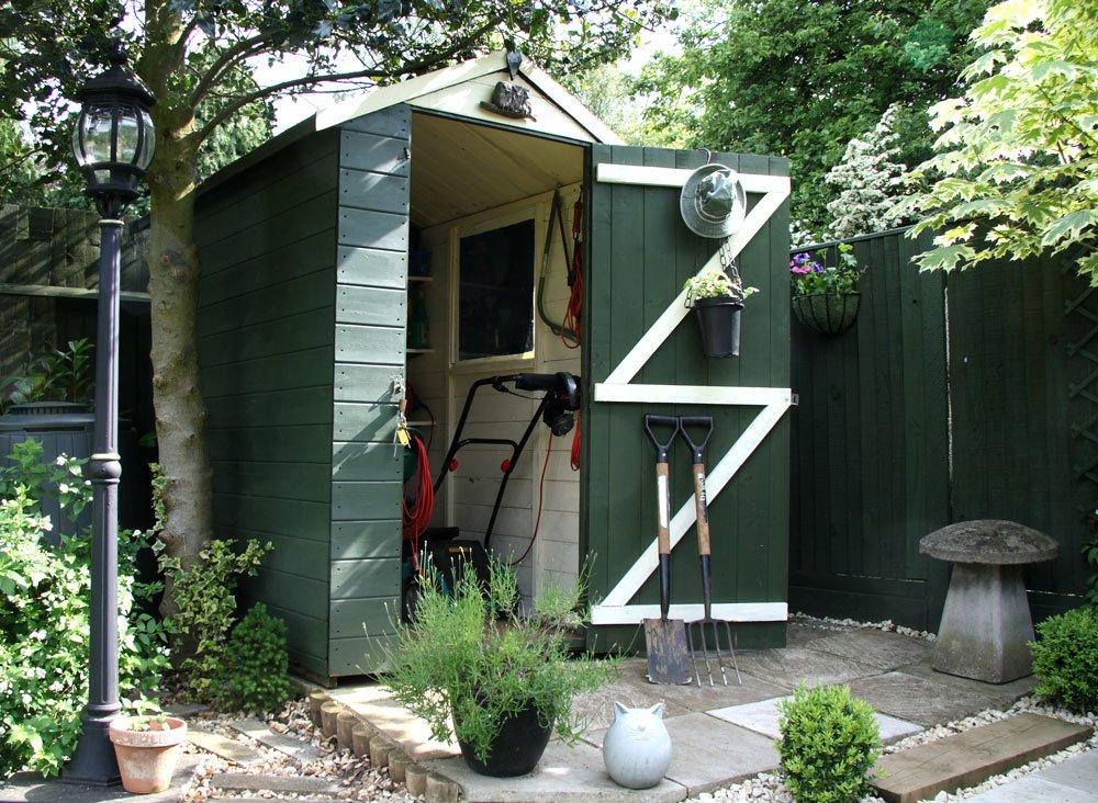 zahradní domek na nářadí