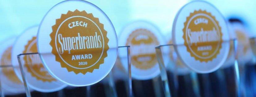 Ocenění Superbrands bussines award 2020 pro Bramac.