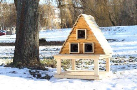 Hobby projekt: Tenhle domek se bude vašim kočkám rozhodně zamlouvat (video)