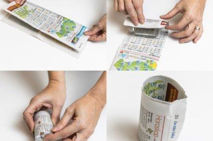 Kam vysít semínka: předpěstování sazenic v novinách