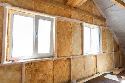 Jak na správné zateplení šikmé střechy pomocí minerální vlny
