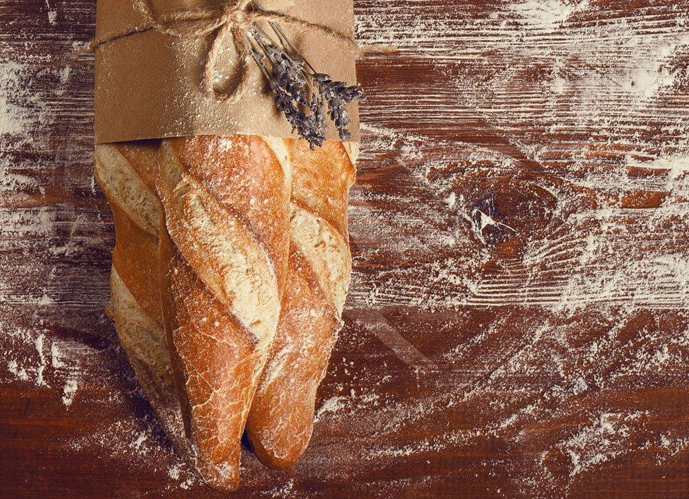 recept na francouzské bagety