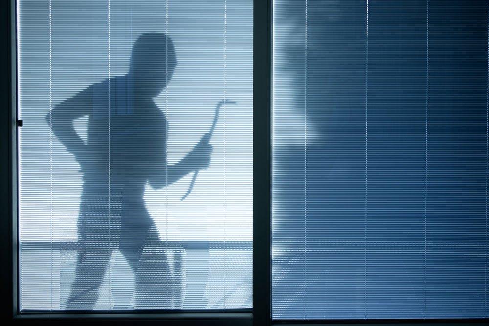 Jak zabezpečit dům před zloději