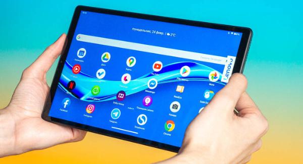 tablet Lenovo TAB M10 Plus