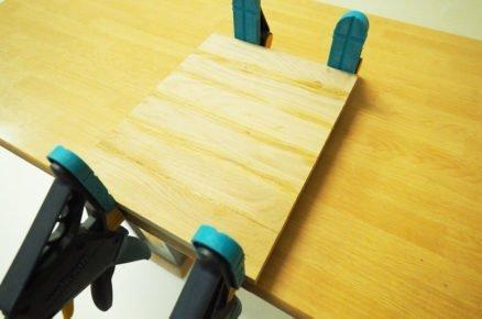 výroba stojanu na kuchyňské nože