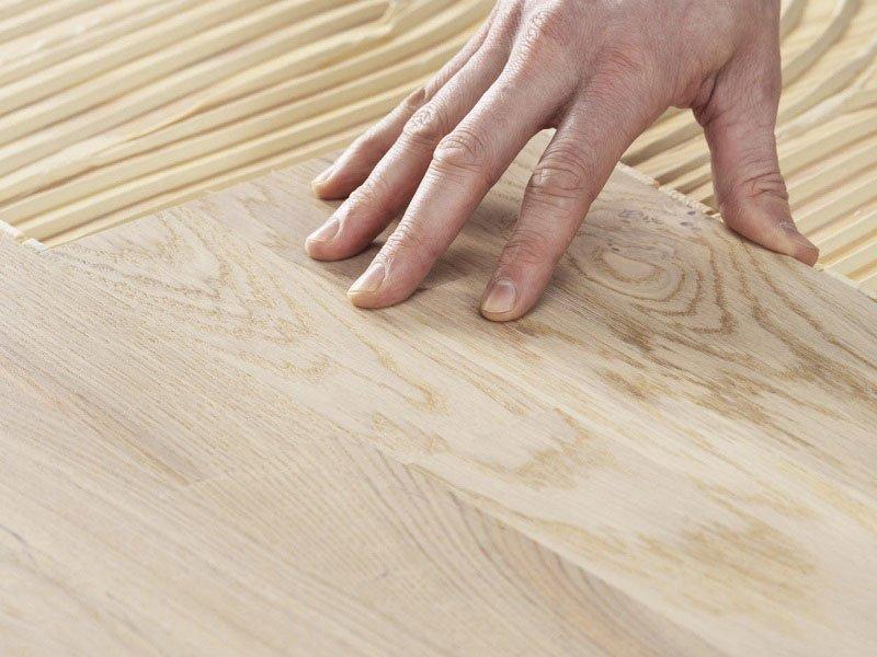 Bona Quantum lze použít pro různé typy dřevěných podlah