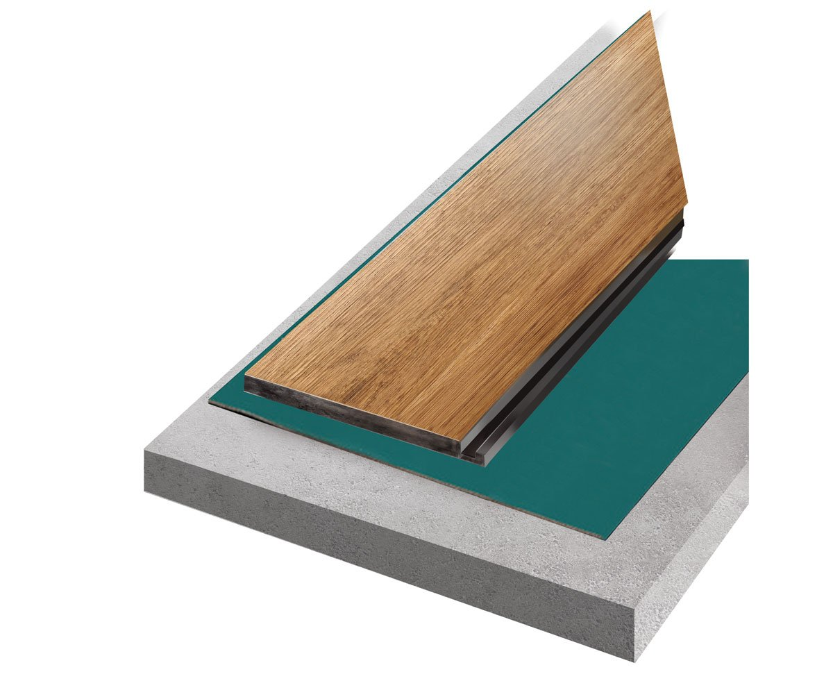 Podkladové podložky pod vinylovou podlahu