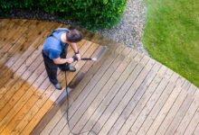 Jak na údržbu dřevoplastové terasy