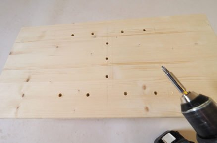 jak vyrobit balanční desku: montáž