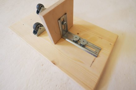 Jak vyrobit řezačku na lahve: nastavovací deska