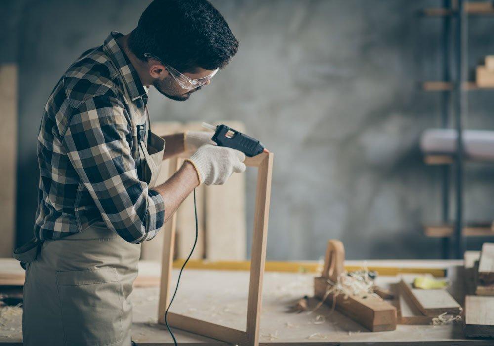 Jak správně lepit dřevo