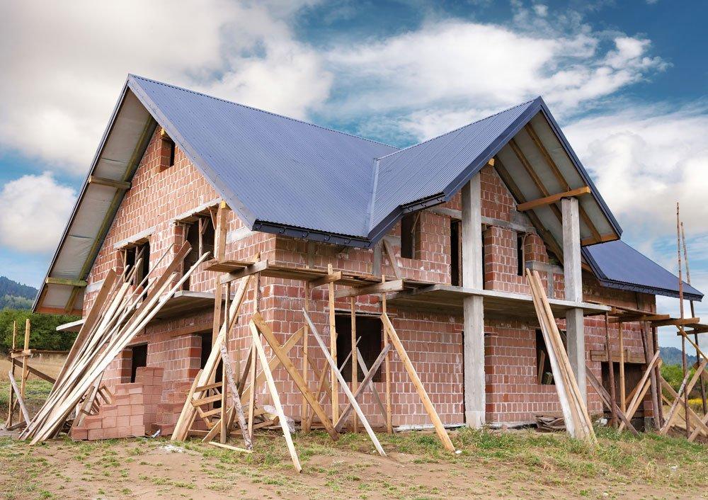 Materiály na zděný dům: stavba cihlového domu