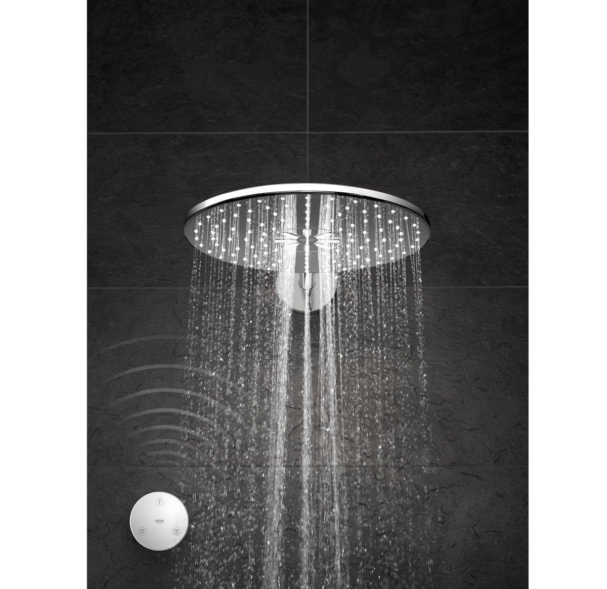 Inovativní hlavová sprcha GROHE Rainshower 310 SmartConnect