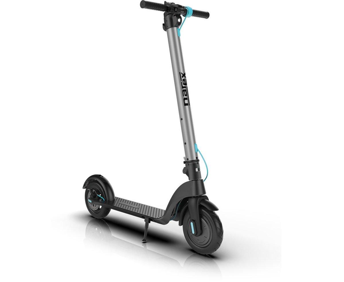 rozložený scooter